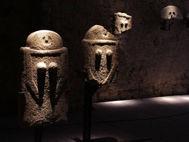Museo delle statue stele