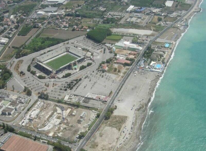 "Stadio ""Arechi"" di Salerno"