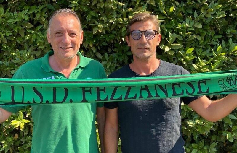 Cristiano Rolla nuovo allenatore della Juniores Regionale della Fezzanese.