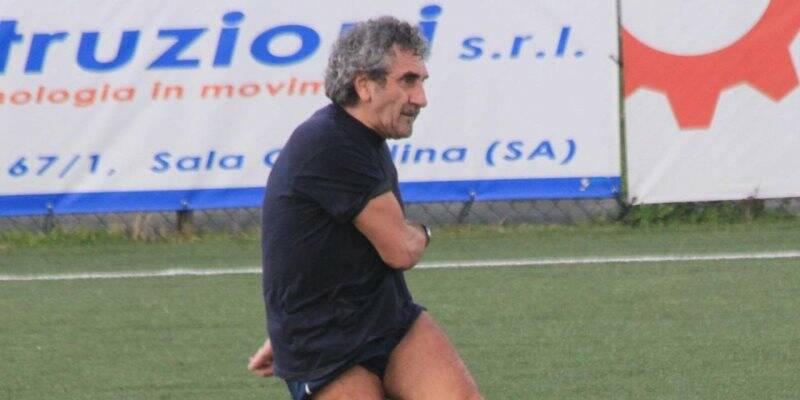 Sandro Campanelli, preparatore dei portieri del Busalla.