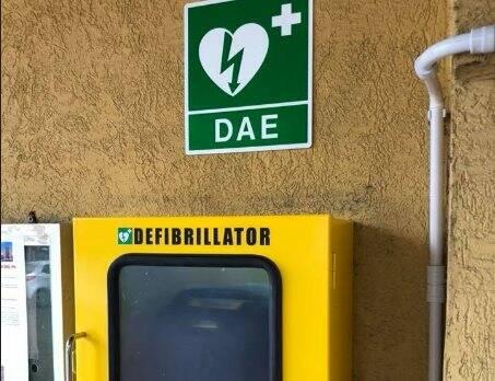 Defibrillatore pubblico