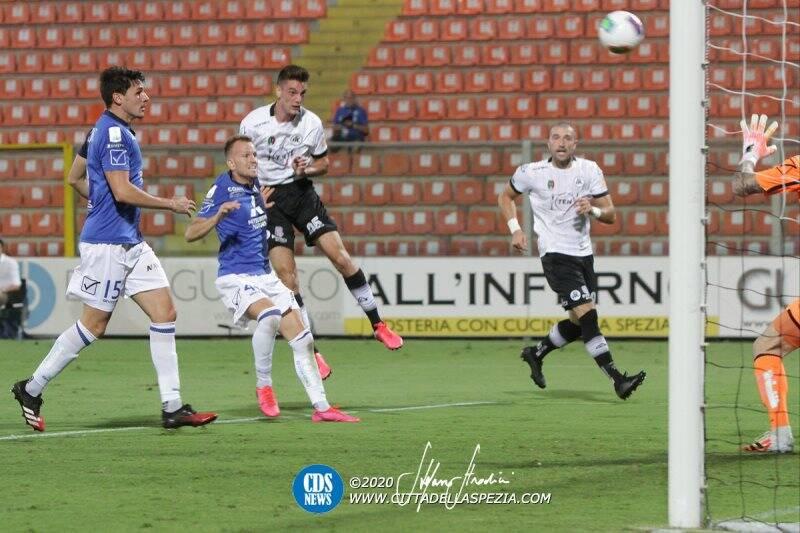 Spezia-Chievo 3-1, la serata perfetta