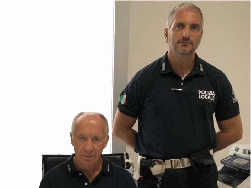 Flavio Toracca e Andrea Prassini