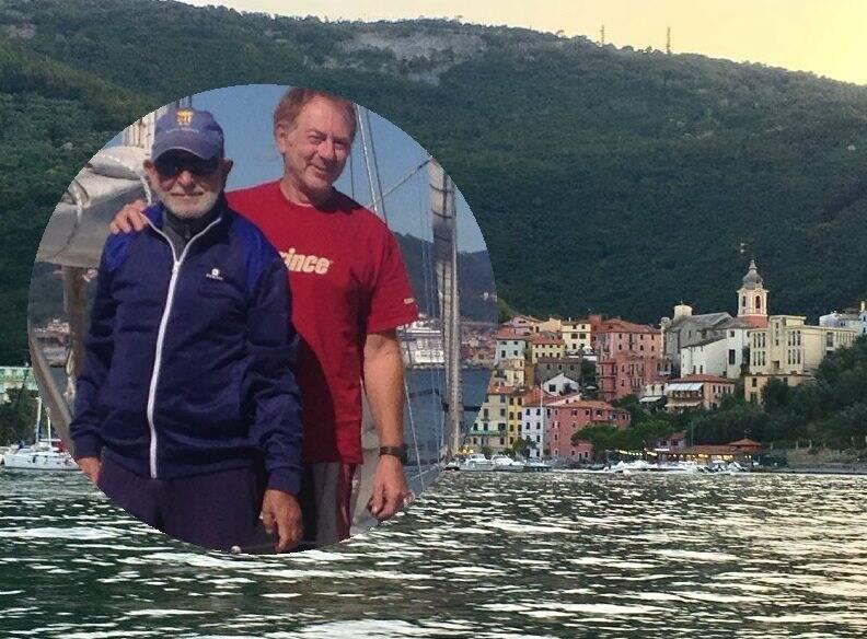 Paolo Zannini e Mario Battilanti