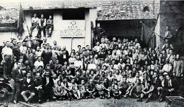 Classe operaia del 1920