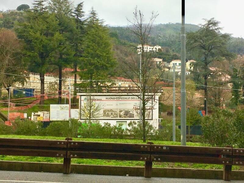 Cantiere Ospedale Felettino