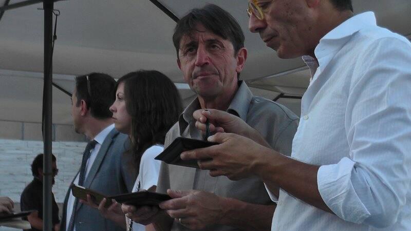 Il presidente del Valdimagra Volley Group, Giuliano Botti