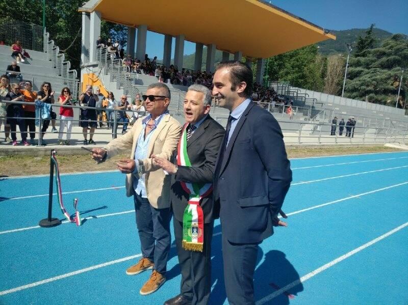 """Inaugurazione del campo """"Montagna"""""""