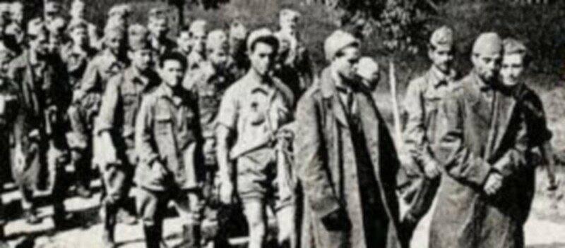 Prigionieri nei lager nazisti