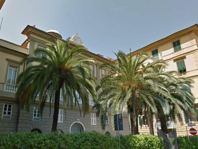 Il palazzo sede della Fondazione Carispezia