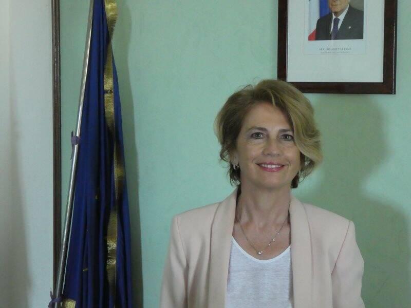 Il Prefetto Maria Luisa Inversini