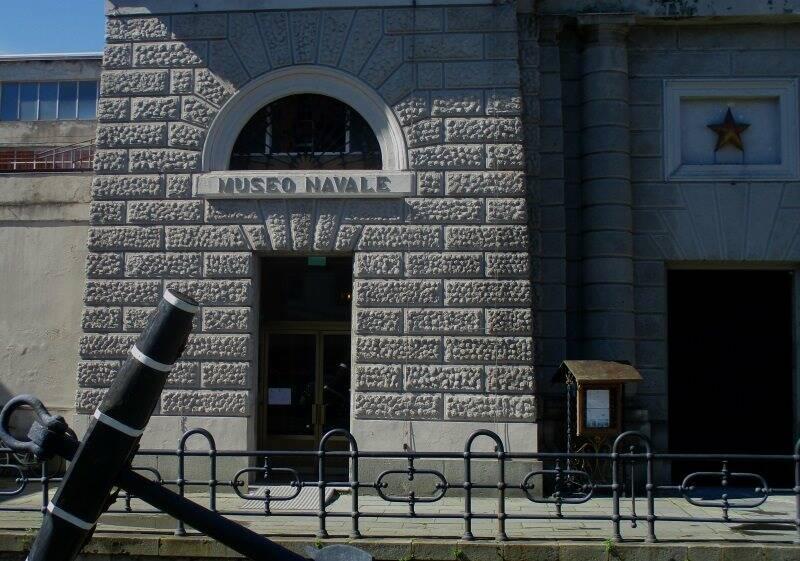Ingresso Museo Navale