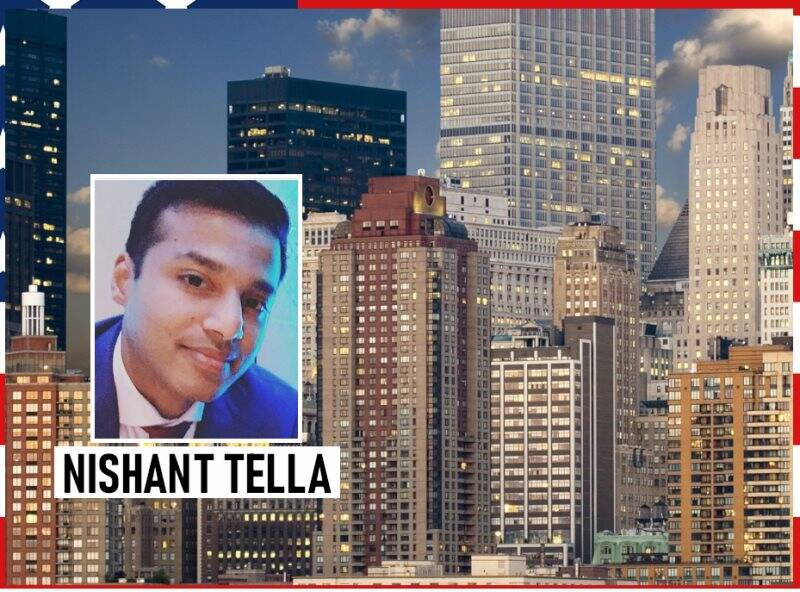 Nishant Tella