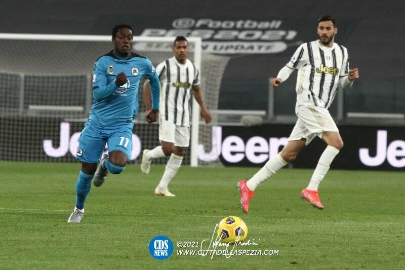 Juventus-Spezia 3-0 (2021)