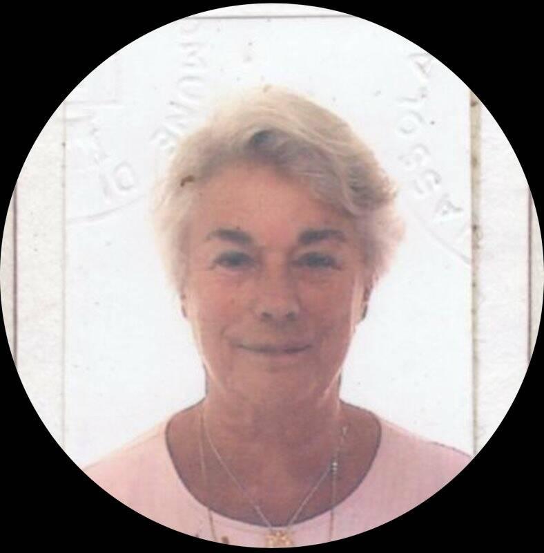 Sonia Rodolfo Maestro fondatrice  dell'Eco di Levanto