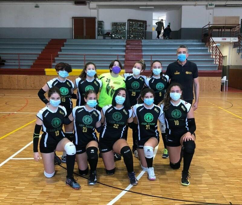 Volley Colombiera