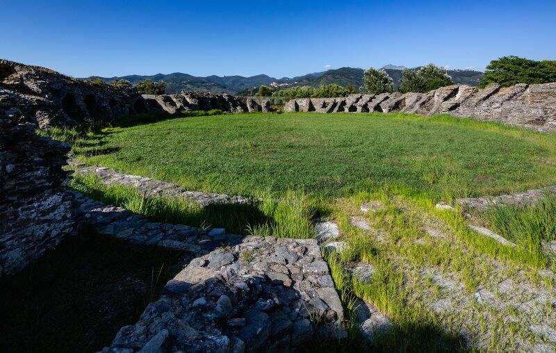 Anfiteatro di Luni - (foto Max Valle)