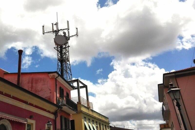 Antenna di via Landinelli