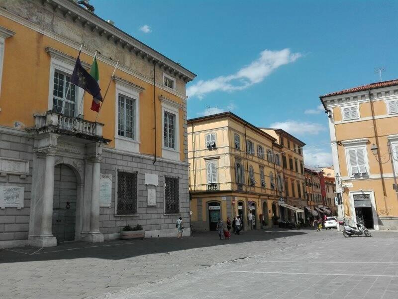 Comune di Sarzana - Piazza Matteotti