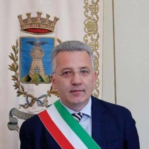 Il sindaco Peracchini