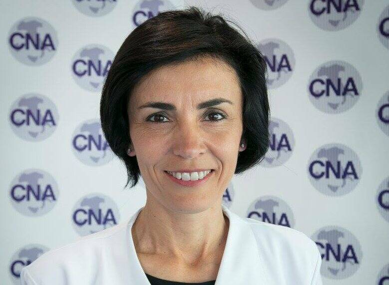 Federica Maggiani, presidente Cna