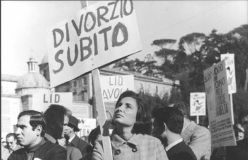 Legge sul divorzio