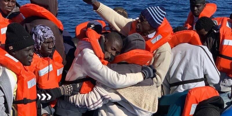 Sea Watch, soccorso nel mediterraneo