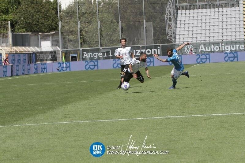 Spezia-Napoli 1-4