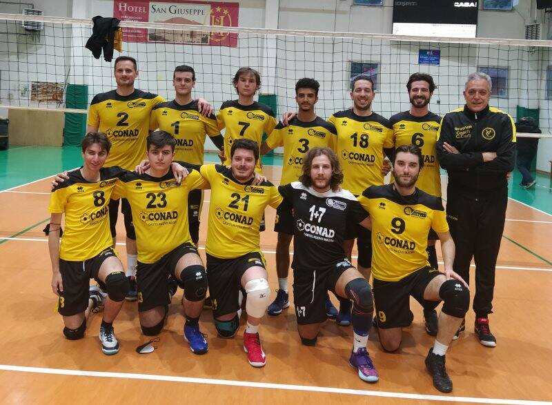 Volley Colombiera Project