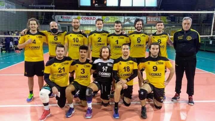 Volley Colombiera Sarzana Project