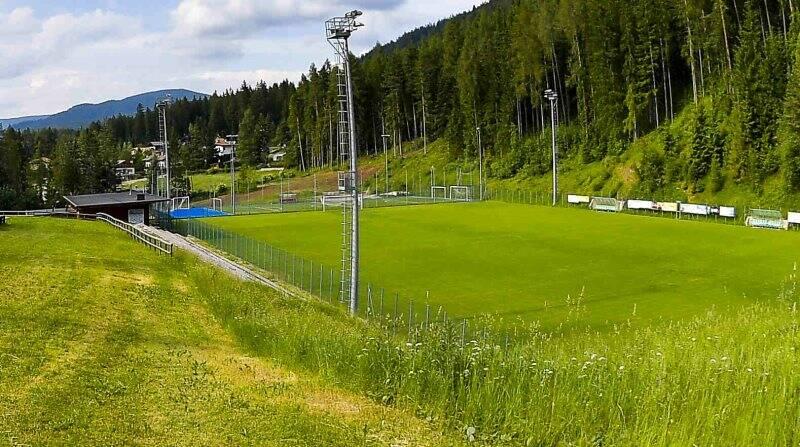 Campo sportivo di Ronzone