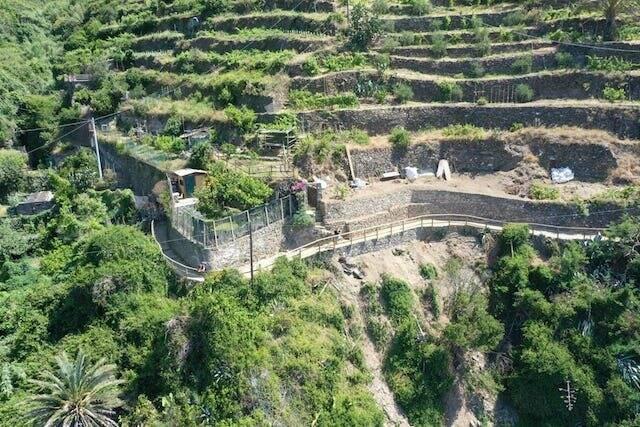 Il Sentiero Verde Azzurro nel tratto tra Monterosso e Corniglia