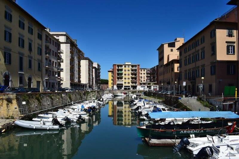Livorno, la Venezia nuova (2021)
