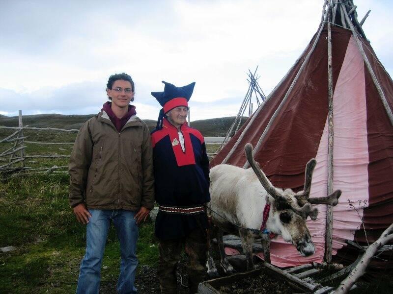 Norvegia, Finmark, con i Sami (2007)