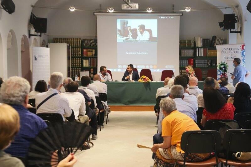 Benevento, la presentazione di 'Liguri Apuani nel Sannio. Un viaggio tra storia e genetica'.