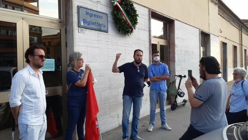 Centenario dei Fatti di Sarzana, il segretario nazionale Acerbo (Prc) in Piazza Jurgens