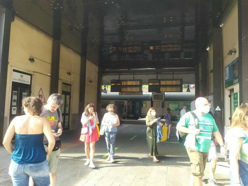 La Spezia centrale, stazione ferroviaria