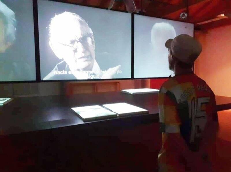 Manu Chao al Museo della Resistenza