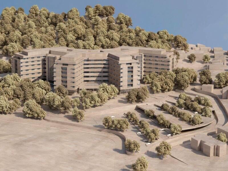 Nuovo ospedale Felettino