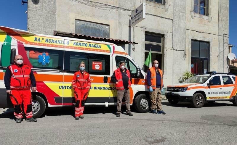 Pubblica assistenza Humanitas Romito Magra
