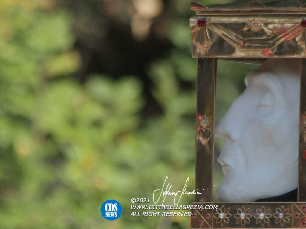 Le celebrazioni religiose in occasione di San Venerio sull'Isola del Tino