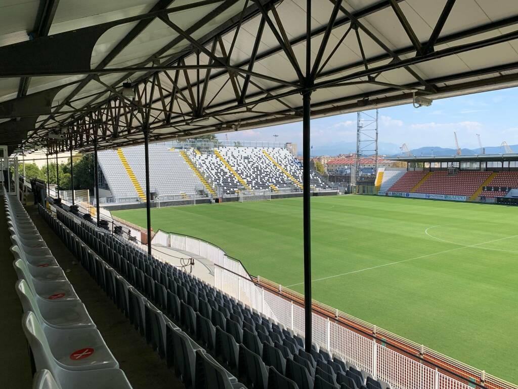 Lo stadio Picco