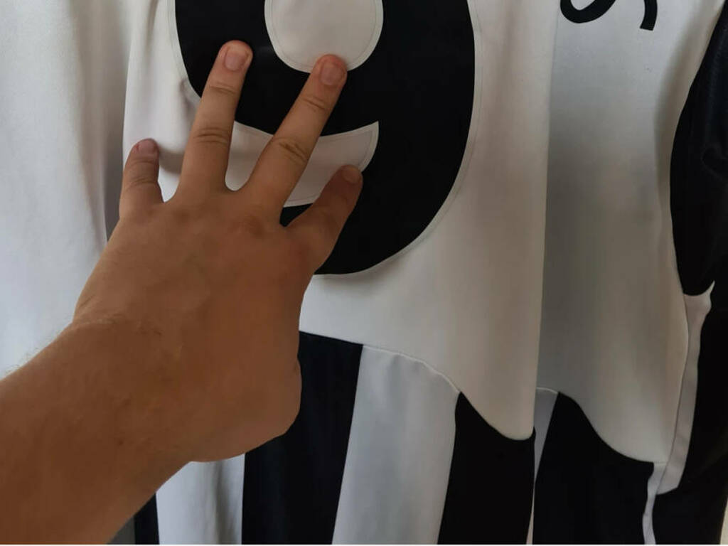Maglia del Newcastle United