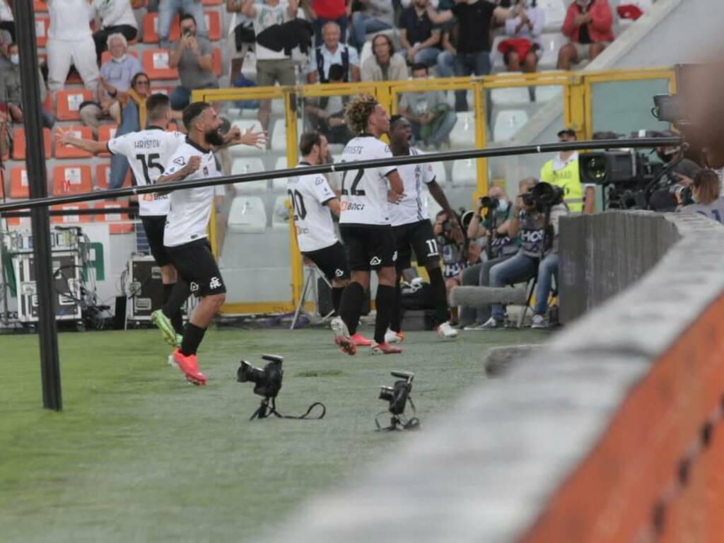Spezia-Juventus