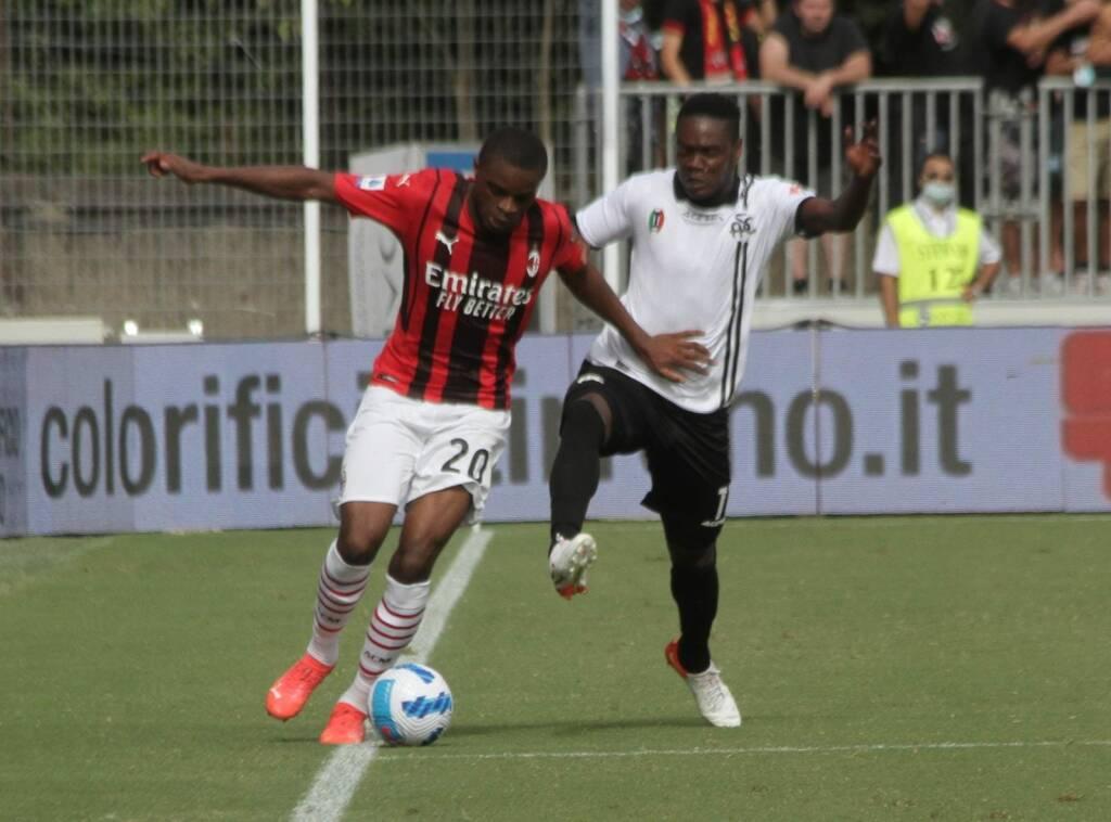 Spezia-Milan