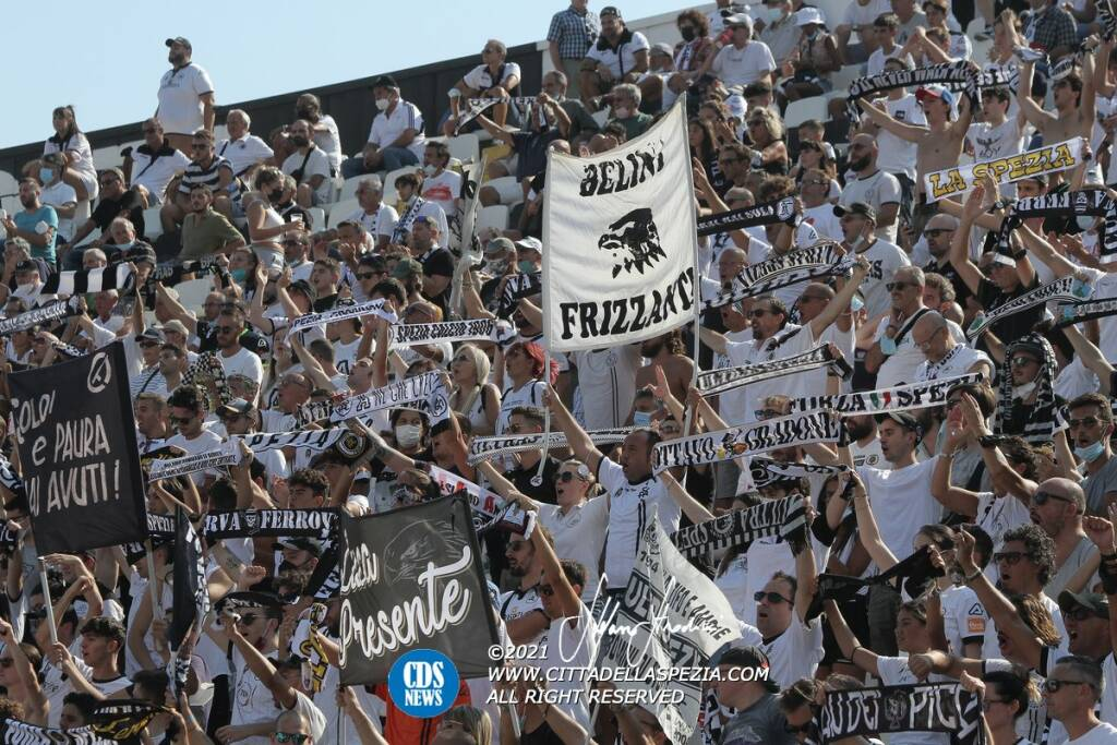 Spezia-Udinese 0-1, serie A 21/22
