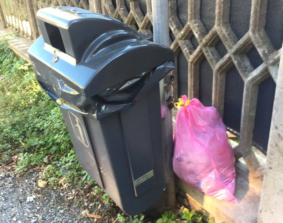 Abbandono di rifiuti