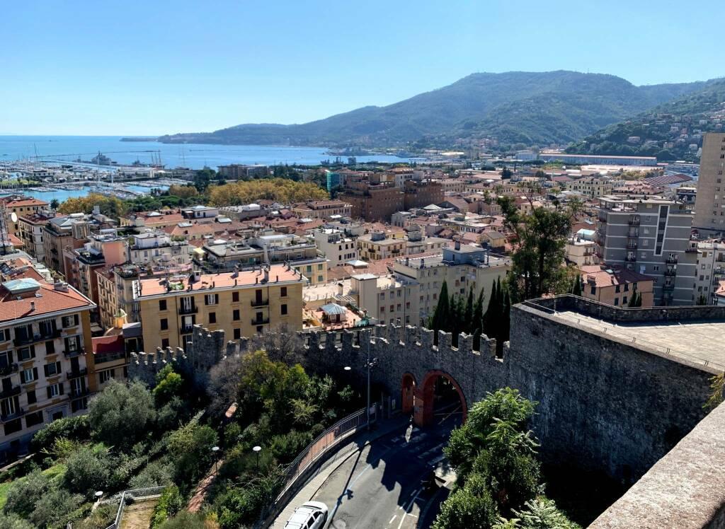 Panorama della Spezia