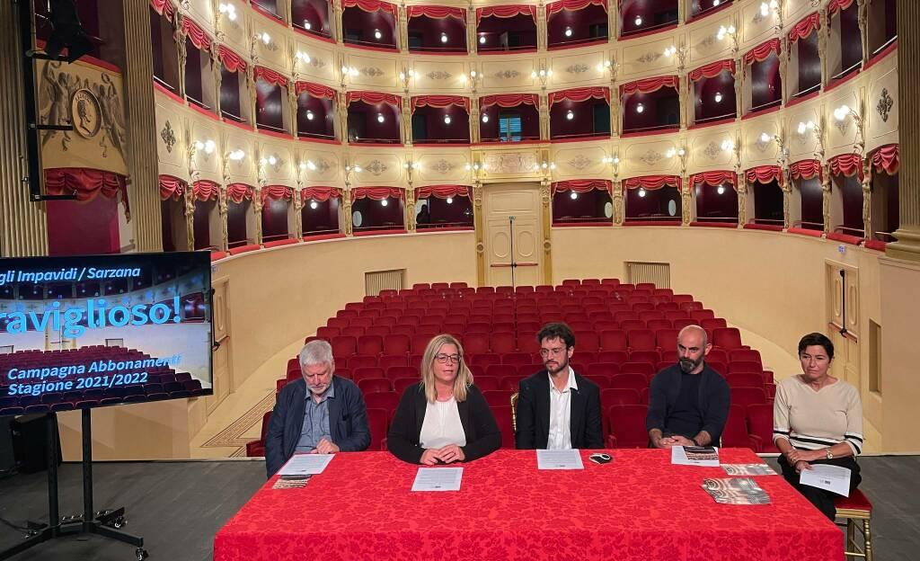 Presentazione stagione Impavidi Sarzana