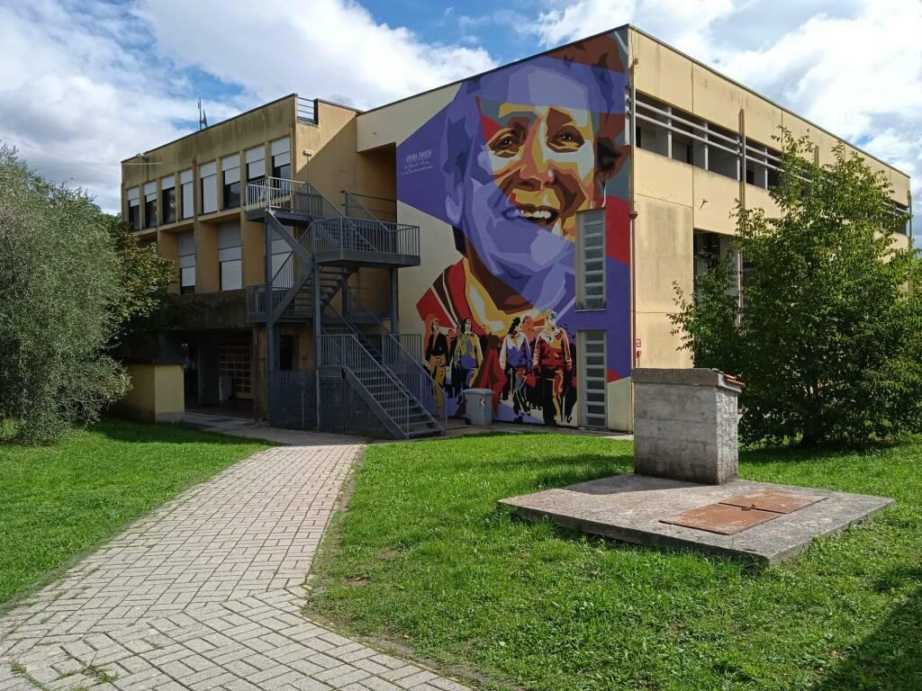 Scuola media Alighieri di Castelnuovo Magra
